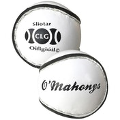 Hurling Match Sliotar Ball