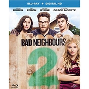 Bad Neighbours 2 Blu-ray