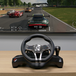 Hurricane Gaming Steering Wheel With Pedals PS4/PS3 - Image 4