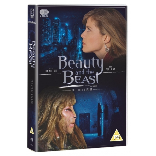 Beauty and the Beast: - The Complete First Season DVD