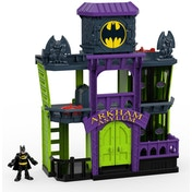 Imaginext DC Comics Superfriends Batman Arkham Asylum Playset