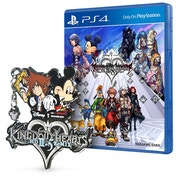 Kingdom Hearts HD 2.8 Final Chapter Prologue PS4 Game (with Exclusive Collectible pin)