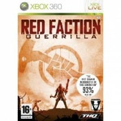 Red Faction Guerrilla Game Xbox 360