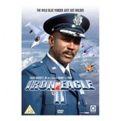 Iron Eagle II DVD
