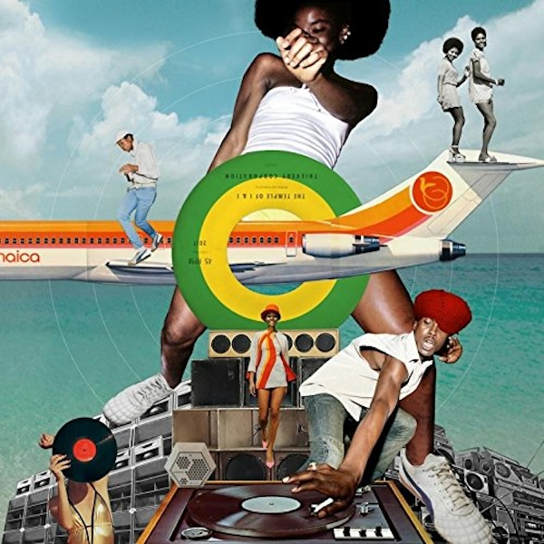 Thievery Corporation - Temple Of I & I Vinyl