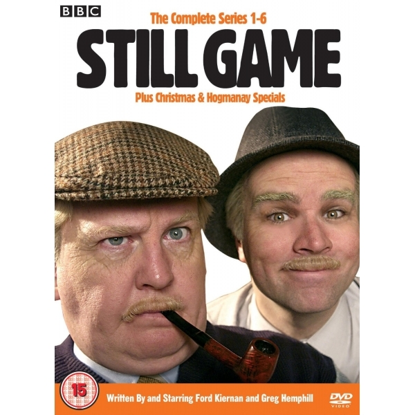 Still Game - Series 1-6 - Complete / Christmas And Hogmanay Specials DVD