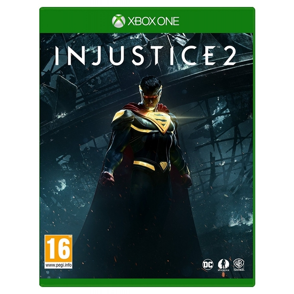 Injustice 2 Xbox One Game [Used - Like New]