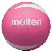 Molten SV2P Volleyball Non-Sting Pink Size 5