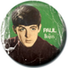 The Beatles - Paul Badge - Image 2