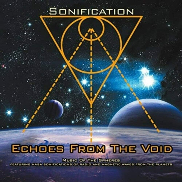 Sonification - Echoes From The Void CD