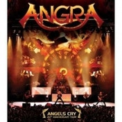 Angra Angels Cry 20th Anniversary Live Blu-ray