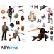 Star Wars - The Force Awakens Wall Stickers (100 x 70 cm) - Image 2