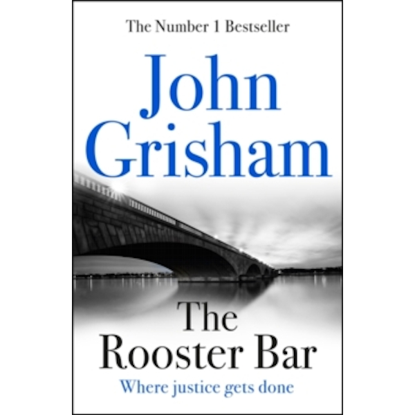 The Rooster Bar : The New York Times Number One Bestseller (Paperback, 2018)