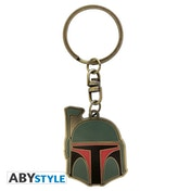 Star Wars - Boba Fett  Metal Keyring