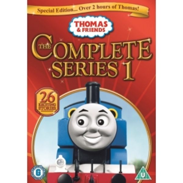 Thomas & Friends Complete Series 1 DVD