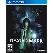 Ex-Display Death Mark PS Vita Game (#) Used - Like New
