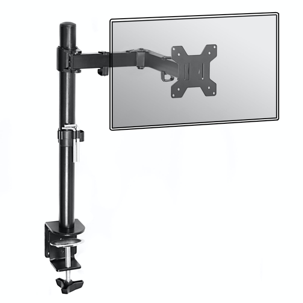 Single Arm Monitor Bracket | M&W IHB USA (NEW)