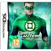 Ex-Display Green Lantern Rise of the Manhunters Game DS Used - Like New