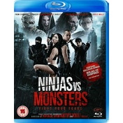 Ninjas Vs Monsters   Ninjas Vs Vampires Blu-Ray