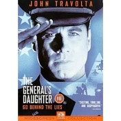 Generals Daughter DVD