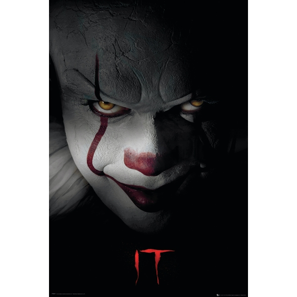 IT Pennywise Maxi Poster