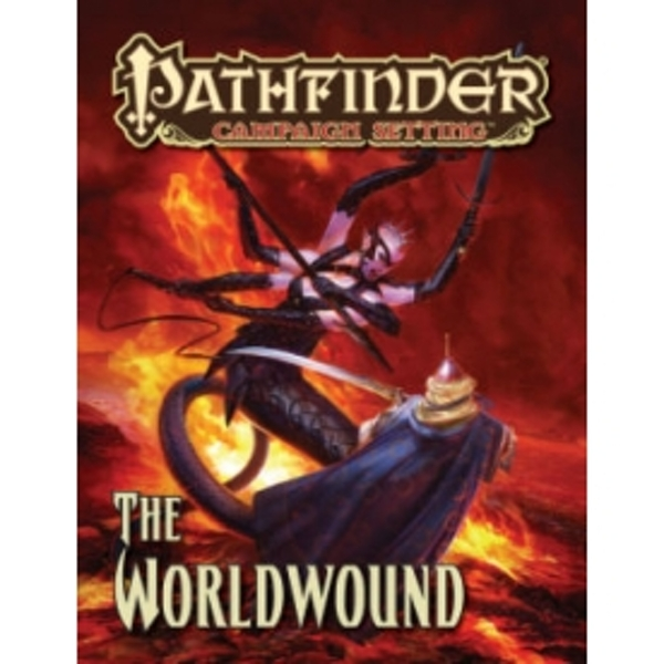 Pathfinder Campaign Setting: The Worldwound - ozgameshop com