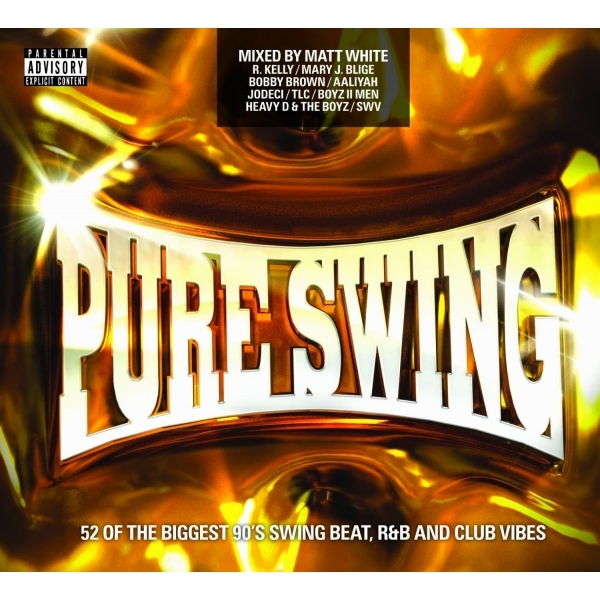 Various Artists - Pure Swing CD