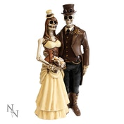 I Do Skeleton Figurine