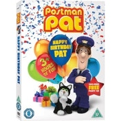 Happy Birthday Postman Pat (+ Party CD)