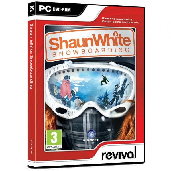 Shaun White Snowboarding Game PC