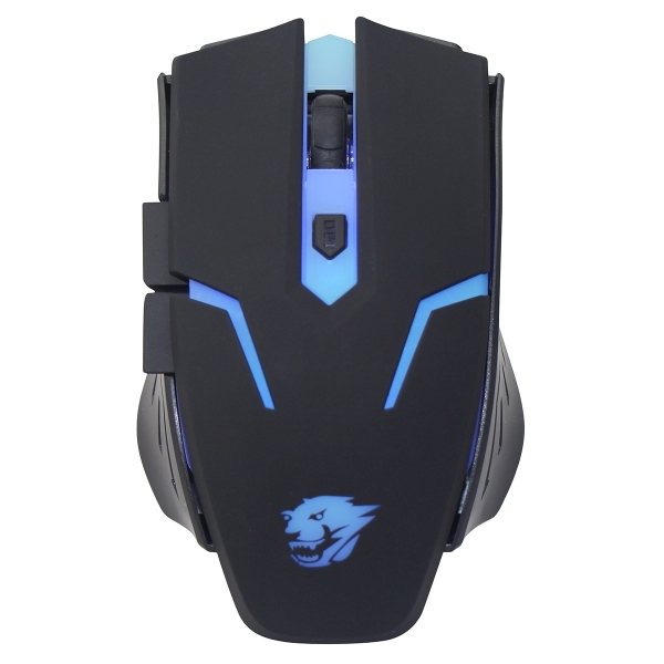 Powercool GM001 Gaming Mouse Blue - Image 2