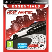 Need for Speed Most Wanted [2012] Essentials PS3 Game