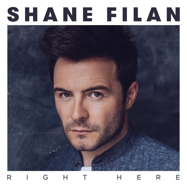 Shane Filan - Right Here CD