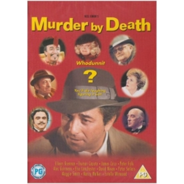 Murder By Death DVD