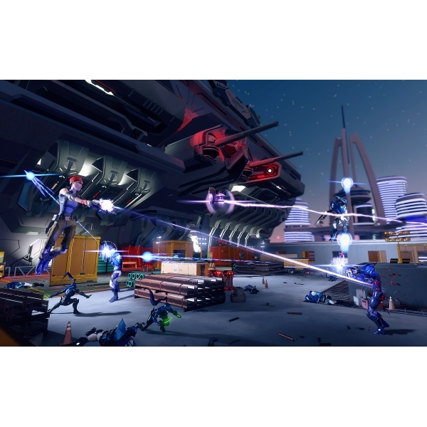 Agents Of Mayhem Day One Edition PS4 Game - Image 2