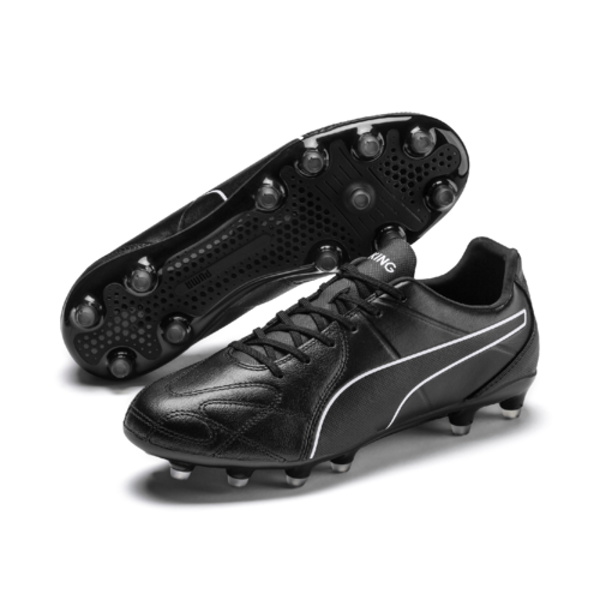 Puma King Hero FG Football Boots - UK Size 8.5