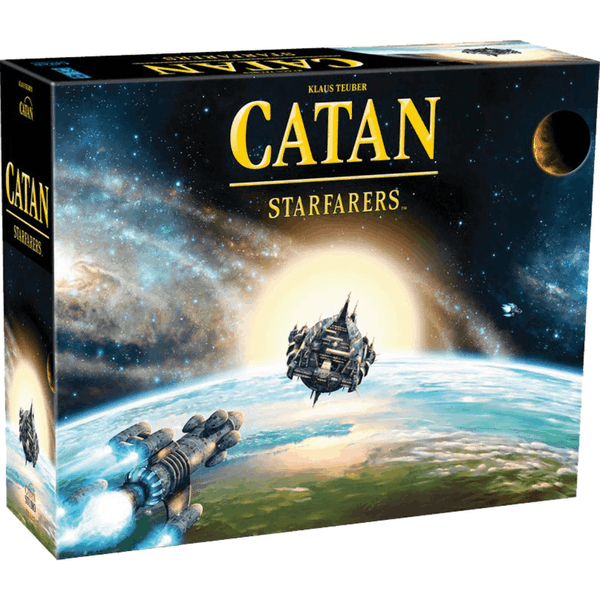 Catan: Starfarers Board Game