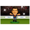 Soccerstarz Barcelona Home Kit David Villa