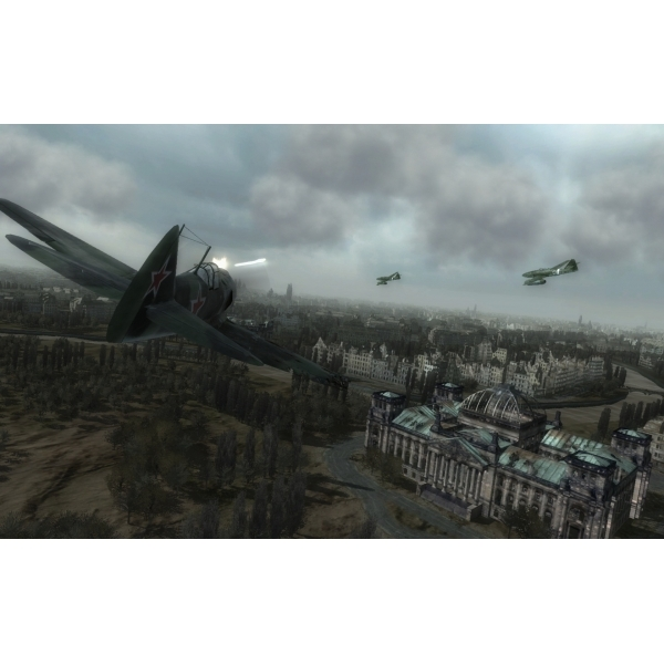 Air Conflicts Secret Wars Game Xbox 360 - Image 2