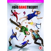 Big Bang Theory : Complete Season 11 DVD
