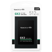 Team GX2 512GB SATA III SSD
