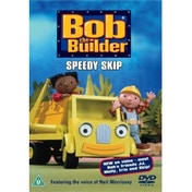 Bob The Builder Speedy Skip DVD