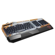 Mad Catz S.T.R.I.K.E. 3 Gaming Keyboard Titanfall Edition UK Layout