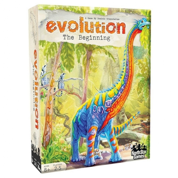 Evolution: The Beginning Board Game - Image 1