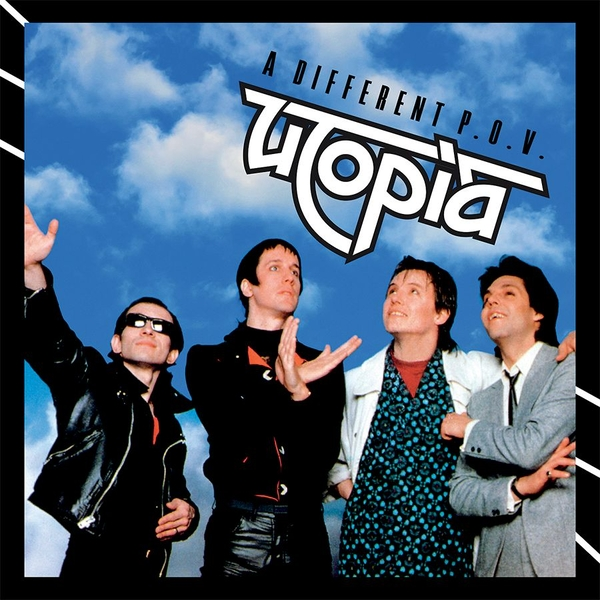 Utopia - A Different Point of View Vinyl