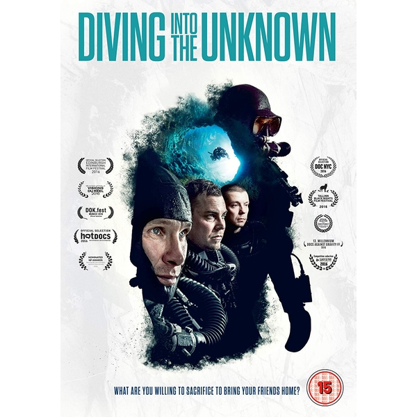 Diving into the unknown DVD