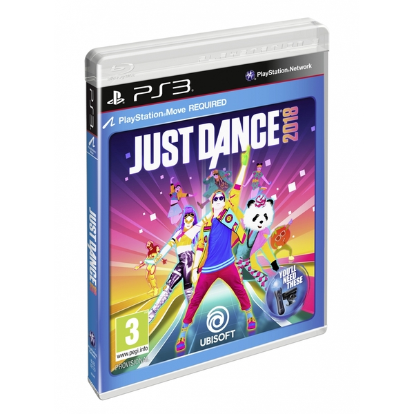 Just Dance 2018 PS3 Game - Image 2