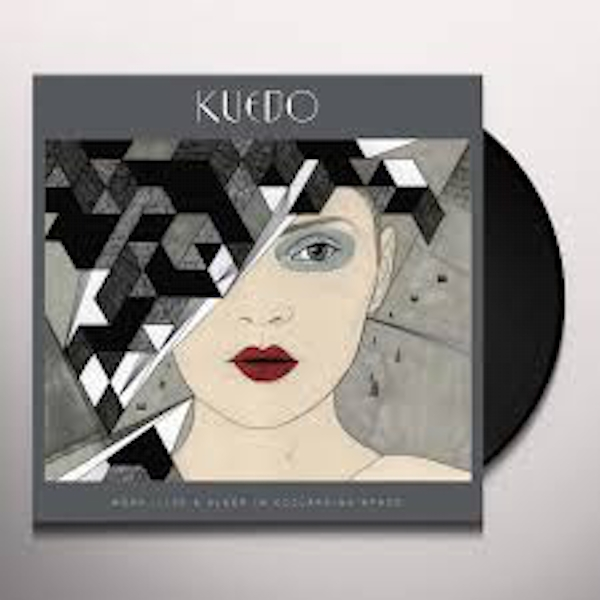 Kuedo ‎– Work, Live & Sleep In Collapsing Space Vinyl