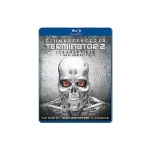 Terminator 2 Judgment Day Skynet Edition Blu-ray