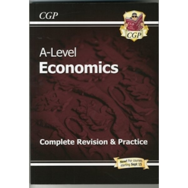 A-Level Economics: Year 1 & 2 Complete Revision & Practice